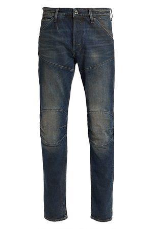 G-Star RAW Men Slim - 3D Slim Antic Nebulas Jeans