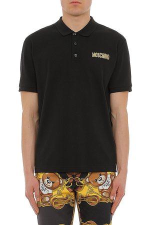 Moschino K- Logo Cotton Polo