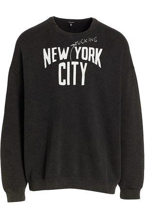 R13 NYFC Oversized Sweatshirt