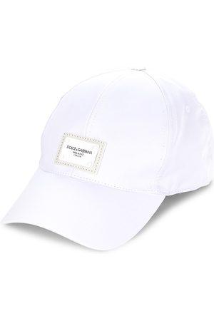 Dolce & Gabbana Logo Branded Plate Baseball Cap