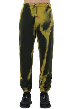 Diesel Spray-Paint Print Jogger Pants