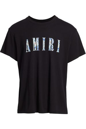 Amiri Core Paisley Logo T-Shirt