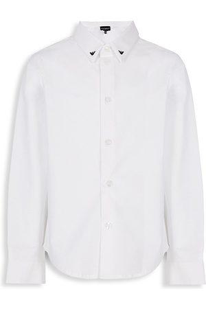 Emporio Armani Little Boy's & Boy's Woven Shirt
