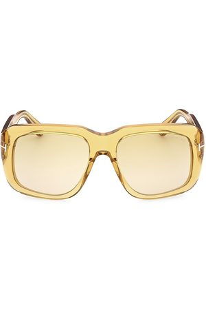 Tom Ford Men Sunglasses - Bailey 57MM Geometric Sunglasses