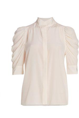 Frame Gillian Silk Top
