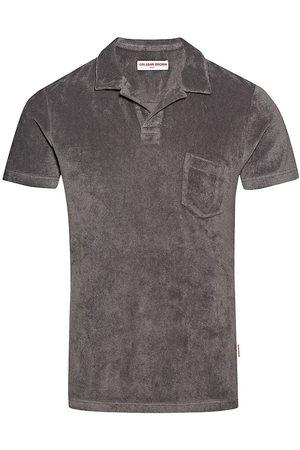 Orlebar Brown Men Polo Shirts - Terry Polo Shirt