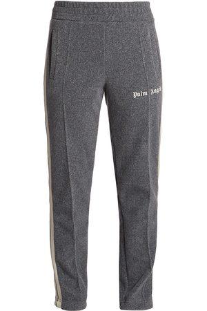 Palm Angels Wool Track Pants