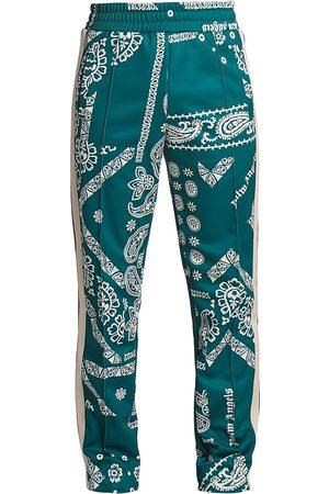 Palm Angels Bandana Track Pants
