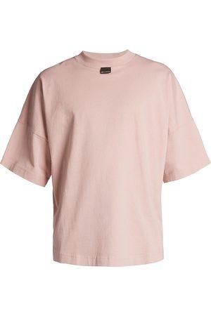 Palm Angels Logo Tag Oversized T-Shirt