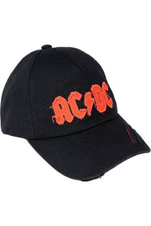 Cerdá Acdc Premium Cap 58 cm Red /