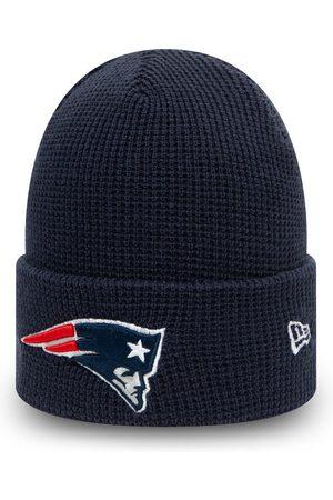 New Era Team New England Patriots Waffle Knit Beanie One size Navy