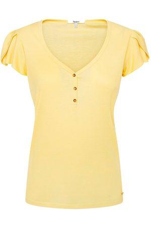 Pepe Jeans Doris Braces T-shirt S Sorbet Lemon