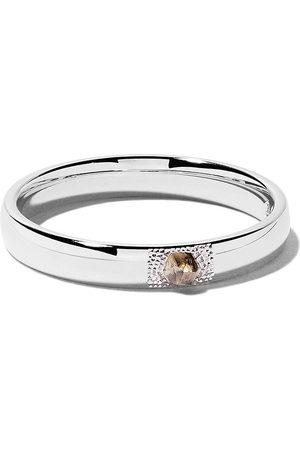 De Beers Jewellers 18kt Talisman diamond 3mm band