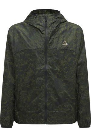 NIKE ACG Acg Hooded Nylon Jacket