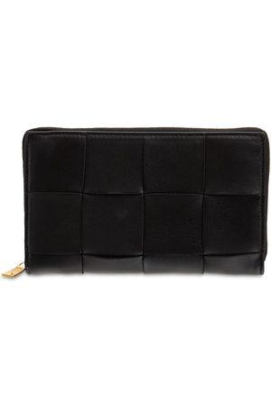 Bottega Veneta Intreccio Leather Wallet