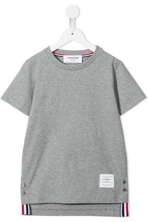 Thom Browne Jersey short sleeve T-shirt - Grey