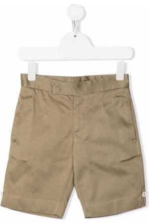 Thom Browne Kids RWB Bermuda shorts