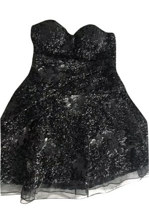 Aje Glitter mini dress