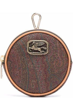 Etro Paisley-print coin purse