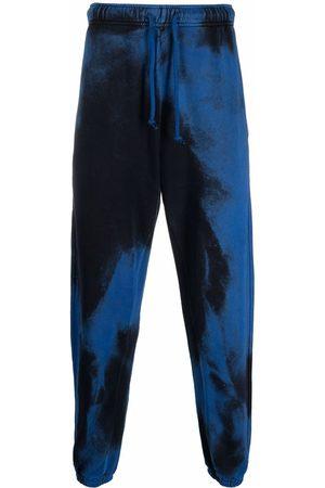 Diesel Overdyed cotton sweatpants