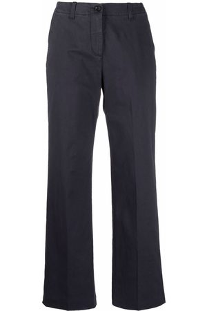 Aspesi Straight-leg everyday trousers