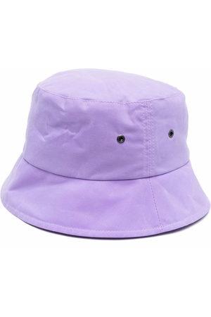 MACKINTOSH Hats - Waxed bucket hat