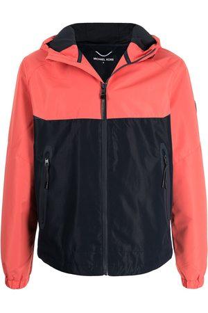 Michael Kors Colour-block windbreaker jacket
