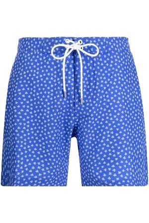 Michael Kors Tossed Daisy swim shorts
