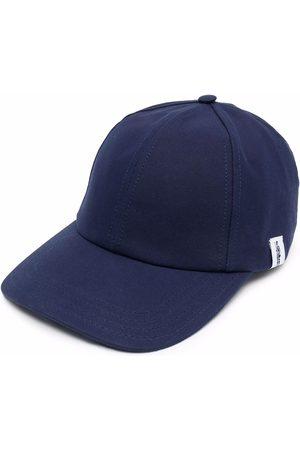 MACKINTOSH Waxed cotton cap