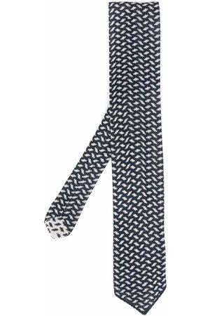 Armani Silk-knitted tie