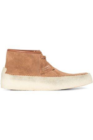 Clarks Originals Men Boots - Caravan suede boots
