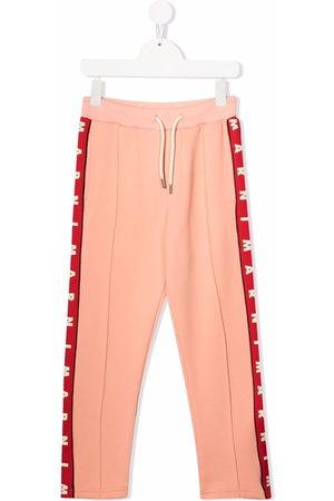 Marni Logo-print track pants