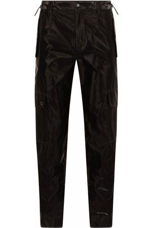 Dolce & Gabbana Straight-leg cargo trousers