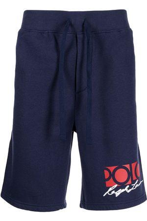 Polo Ralph Lauren Logo-print track shorts