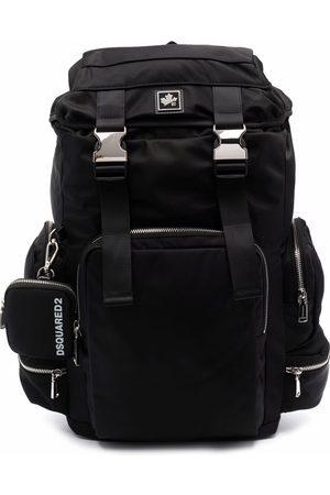 Dsquared2 Large multi-pocket backpack - 2124