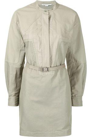 Stella McCartney Belted shirt dress