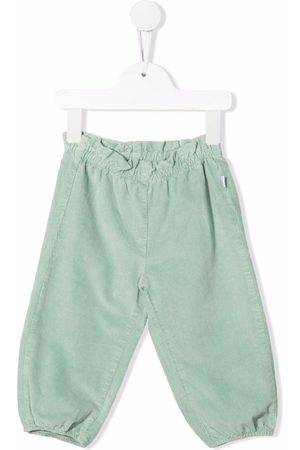 Il Gufo Balloon ribbed trousers
