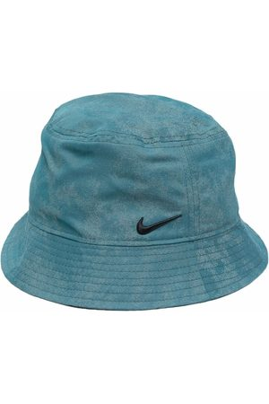 Nike Embroidered-logo bucket hat