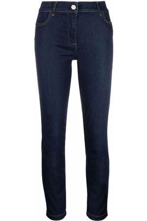 LIU JO Low-rise skinny jeans