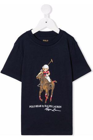 Ralph Lauren Kids Polo Pony cotton T-Shirt
