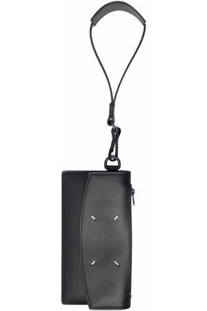 Maison Margiela Leather wrist-strap wallet