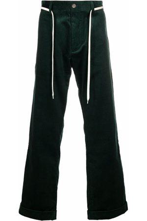 Société Anonyme Corduroy wide-leg trousers