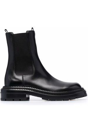 Salvatore Ferragamo Chelsea ankle boots