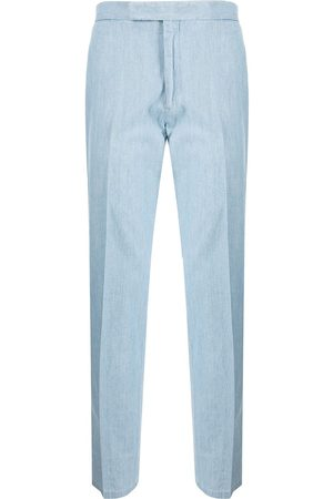 Polo Ralph Lauren Adjustable side strap straight-leg trousers