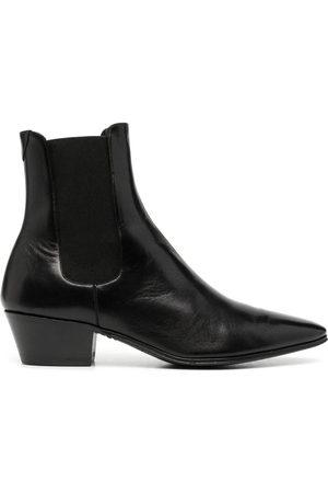 Saint Laurent Vassili 60mm Chelsea boots