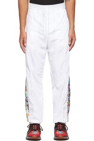 VERSACE White Trésor De La Mer Lounge Pants