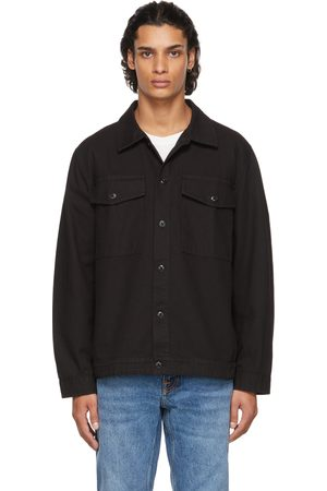 Nudie Jeans Canvas Colin Overshirt