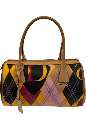 Dior Cloth bowling bag