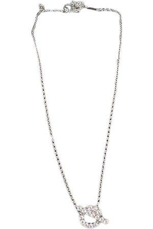 Hermès Women Necklaces - Finesse white gold pendant