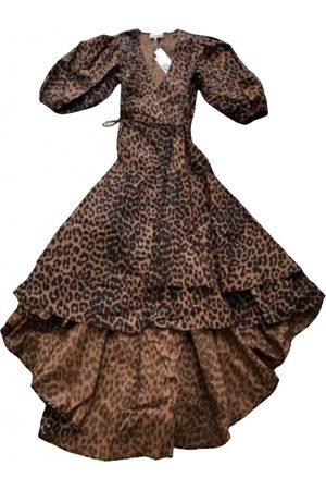 Ganni Spring Summer 2020 maxi dress